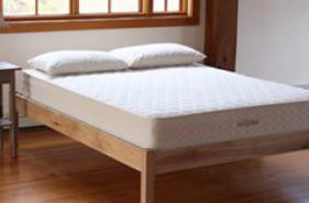 Savvy Rest natural platform beds