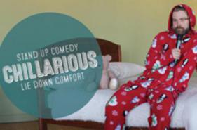 Chillarious stand-up comedy in Berkeley CA