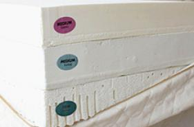 guide to latex mattress firmness