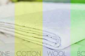 Choosing your mattress pad: cotton or wool?