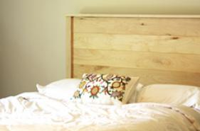 Savvy Rest organic bedroom