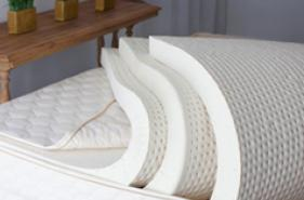 What is a latex mattress?