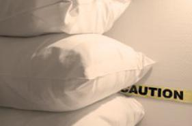 toxic chemicals in pillows