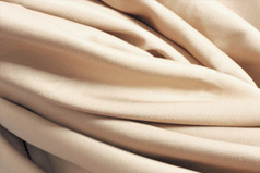 Cream cotton sheets