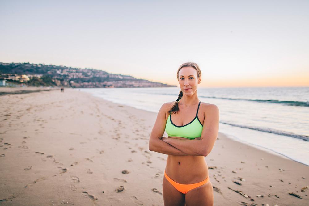 Lauren Fendrick, professional volleyball player