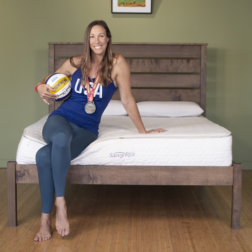 Lauren Fendrick, Olympic volleyball player