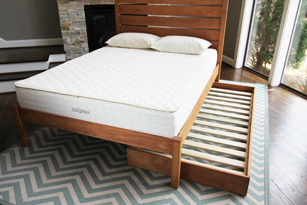 trundle for platform bed