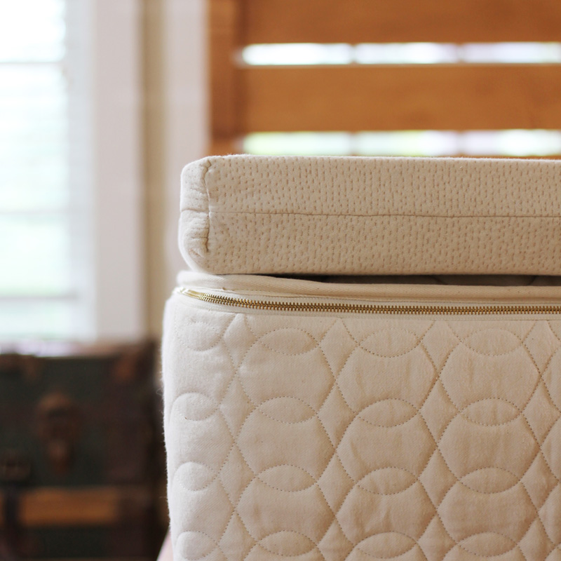 softest natural latex mattress topper