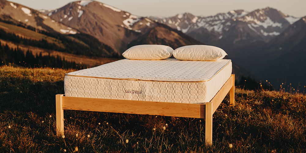 organic mattresses from Savvy Rest