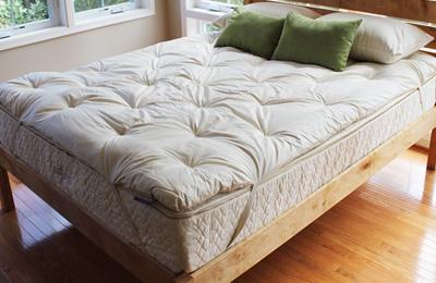 natural wool mattress topper